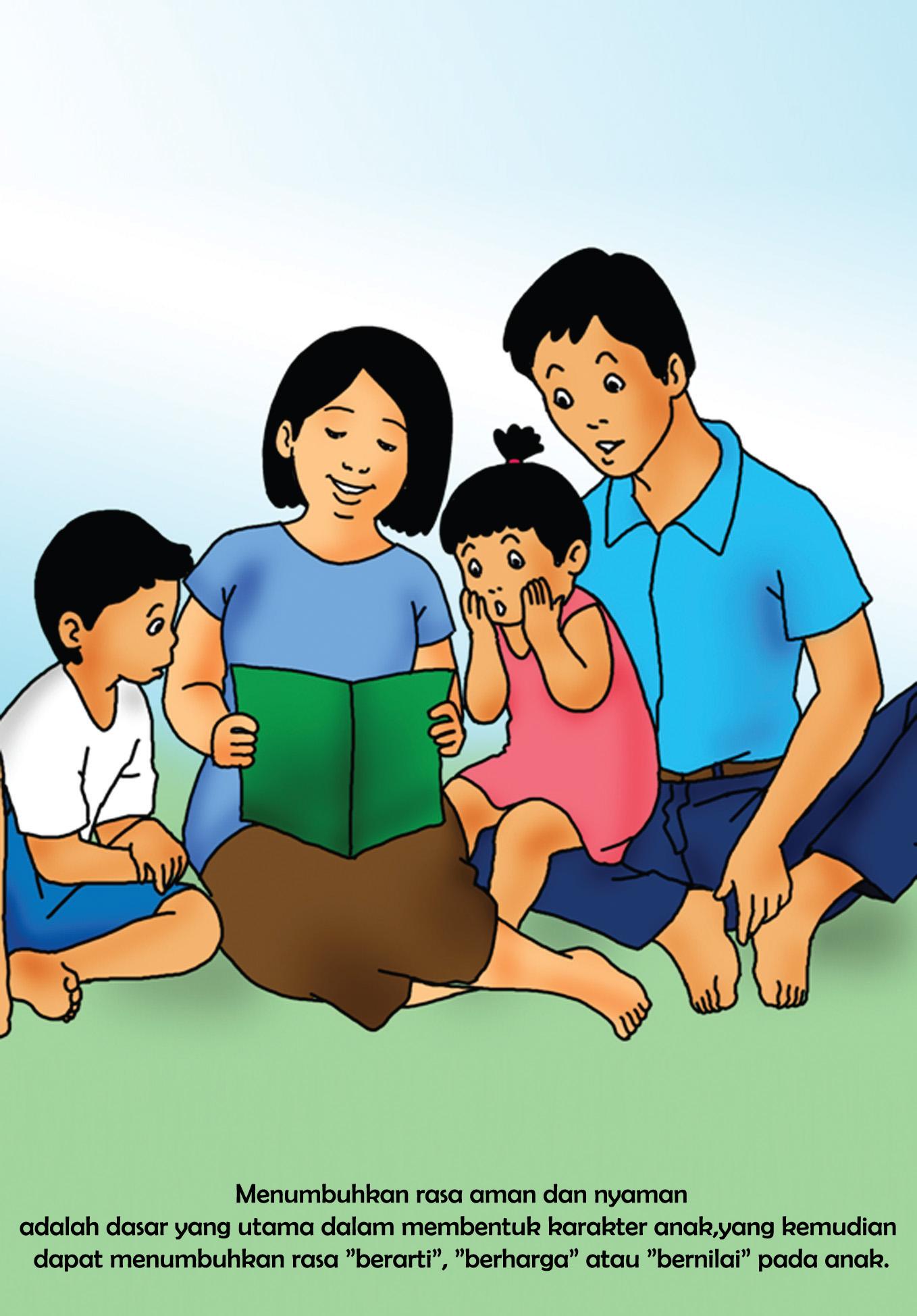 ... dalam diri anak dan pandangan anak terhadap dunia yang dimilikinya